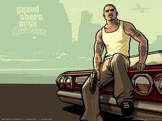 Grand Theft Auto: San Andreas est le troisième jeu en 3D dans la série GTA , prendre les mesures de 80s Vice City pour un hip hop monde 90 de la violence de la hotte et gangsters.