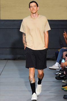 N. Hoolywood - Men Fashion Spring Summer 2015 - Shows - Vogue.it