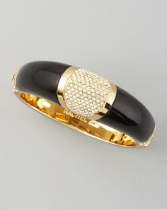 Rachel Zoe Domed Deco Bracelet