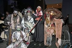 2015 Midwest Haunters Convention - Costume Ball. For more pictures from this event, visit http://www.hauntedillinois.com/2015-midwest-haunters-convention.php