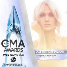 Carrie Underwoood