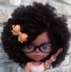 So cute! No dolls like this when I was growing up.
