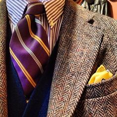 STYLE OF THE MAN, workingclassdandy: #wiwt #brooksbros regal...