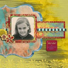 kit: Welcome to my world by AAS* template by Lissykay Designs
