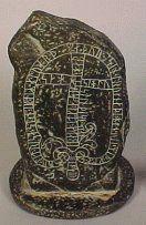 Ny Larsker Rune Stone - Scandinavian Archaeology - Rune Stones | Milwaukee Public Museum