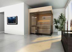 Finnish Sauna GENEVE LINE Inbeca Wellness Equipment S.L