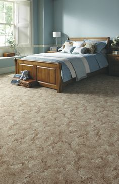 Available at Rodgers of York. Parker Knoll, Axminster Carpets, 404 Page, Glow, Autumn, York, Bed, House, Furniture