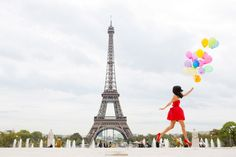 The PERFECT destination for fashion & food/wine-lovers alike. Say hello to Paris with Je Suis. PARIS!