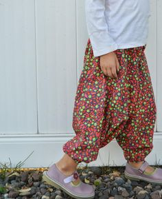 Harem Pants Pattern                                                                                                                                                                                 More