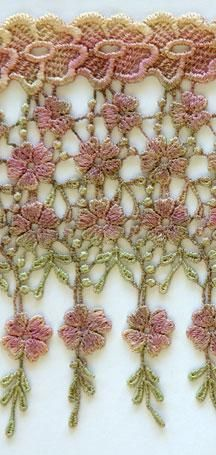 Lace border - lovely embellishment
