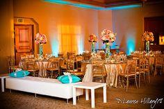 Tiffany blue wedding theme