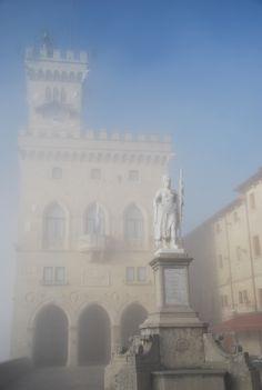 misty San Marino