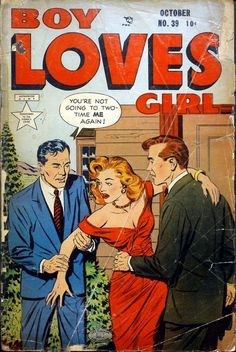 This book has 37 pages and was uploaded by movielover on March The file size is Publisher is Lev Gleason / Comic House Old Comics, Vintage Comics, Comic Book Covers, Comic Books, Cartoon Jokes, Cartoons, Romance Comics, Pulp Magazine, True Romance