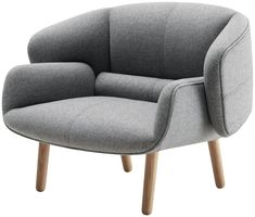 fusion chair by nendo Modern Armchairs - Contemporary Armchairs - BoConcept