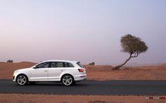 Audi Q7 V12 TDI (2009)