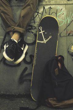 Skateboarding ♥   We Heart It