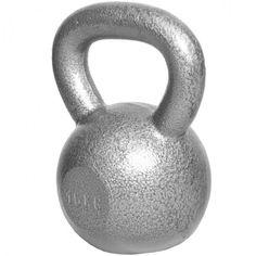 Gorilla Sports: Kettlebell 16 kg Gietijzer