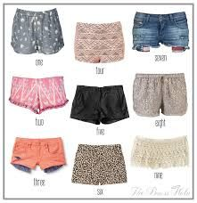 Flowy shorts | Fashion/Clothing Inspiration | Pinterest | Flowy ...