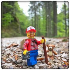 #MiniG is on holiday in the mountains for a week... by gmdb
