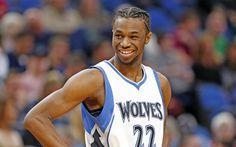 Download wallpapers Andrew Wiggins, Minnesota Timberwolves, Canadian basketball player, NBA, basketball