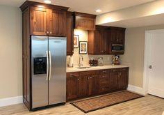 Image result for basement kitchenette