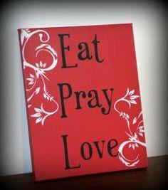 Eat Pray Love $30