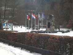 Germany, Belgium and Luxembourg Tripoint