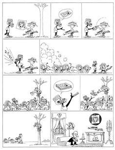 Quino Sequencing Pictures, Humor Grafico, Live Long, Beautiful Places, Comics, Funny, Sign Language, Laughing, Cartoons
