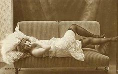 Maud d'Orby c.1910-17: Jean Agélou