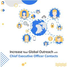 Target your niche audience and promote your products across the globe with ReachStream's CEO Database    #CEO #Database #ReachStream Successful Marketing Campaigns, Marketing Opportunities, Marketing Goals, The Marketing, Goals And Objectives, Chief Executive, Target Audience