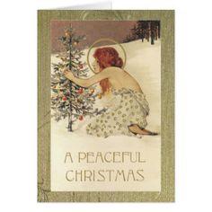 A Peaceful Christmas! Card