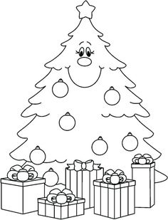 Here are the Interesting Christmas Tree Coloring Page. This post about Interesting Christmas Tree Coloring Page was posted under the Coloring Pages . Christmas Tree Pictures, Christmas Trees For Kids, Colorful Christmas Tree, Preschool Christmas, Christmas Colors, Elegant Christmas, Winter Christmas, Merry Christmas, Christmas Gifts