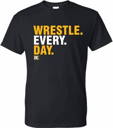 Wrestle Every Day Wrestling T-Shirt
