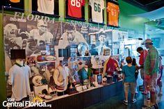 Florida Sports Hall of Fame- Auburndale, FL, Central Florida