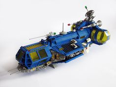 Lego Classic Space LL-267 Explorer | Flickr - Photo Sharing!