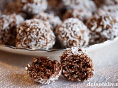 Chocolate Sweets, Chocolate Flavors, Norwegian Food, Scandinavian Food, Christmas Baking, Christmas Manger, Christmas Decor, Sweet Recipes, Sweet Treats