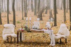 Herbst-Hochzeiten liegen im Trend