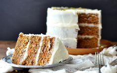 Cardamom Carrot Cake With Kombucha Frosting [Vegan]   One Green Planet