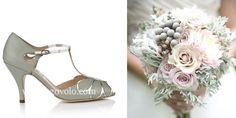 Zapatos de Novia Mimosa menta en www.egovolo.com