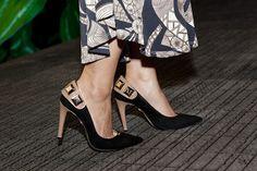 Scarpins Guilhermina com saia longa! #guilhermina #guilhermina_shoe #sapatodeluxo #trend #moda #calcadosfemininos #shoes