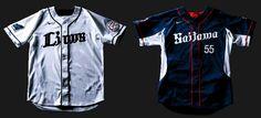 [11/21/2014] Seibu Lions unveil new 2015 uniforms - Yakyu Baka