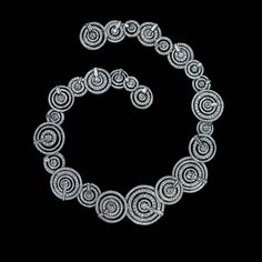 Rosamaria G Frangini   High Platinum Jewellery   Tiffany & Co. Diamond Necklace