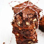The Comfort of Cooking » Gluten Free Fudgy Pecan Brownies