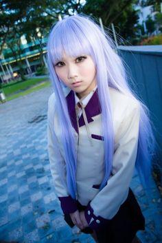 Ayako Sayuri: Tachibana Kanade from Angel Beats! in Otaku House Cosplay Idol 2012