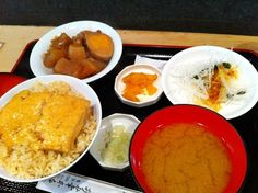 日本橋 お多幸 とうめし定食  tokyo nihonbashi