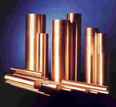 FERROUS METAL - copper is a #ferrous metal, it is very effective for water pipes through your house and other things and need a metal that conducts heat like the bottom of a aluminium pot is sometimes copper for conducting heat and electricity .   Visit us at http://www.amsmetal.com.my/ferrous-metal-product-list/ for more product lists.