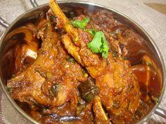 Mutton Chops Masala Recipe – South Indian Style Goat Masala