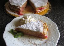 "Hungarian Stacked Pancakes (""Rakott Palascinta"")"