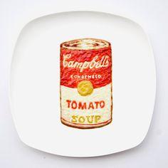 Tomato Soup - La criatura creativa   Blog de creatividad publicitaria, diseño y mucho más…