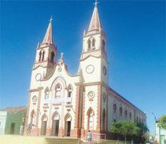 Igreja Católica celebra 200 anos - Ceará-Brasil
